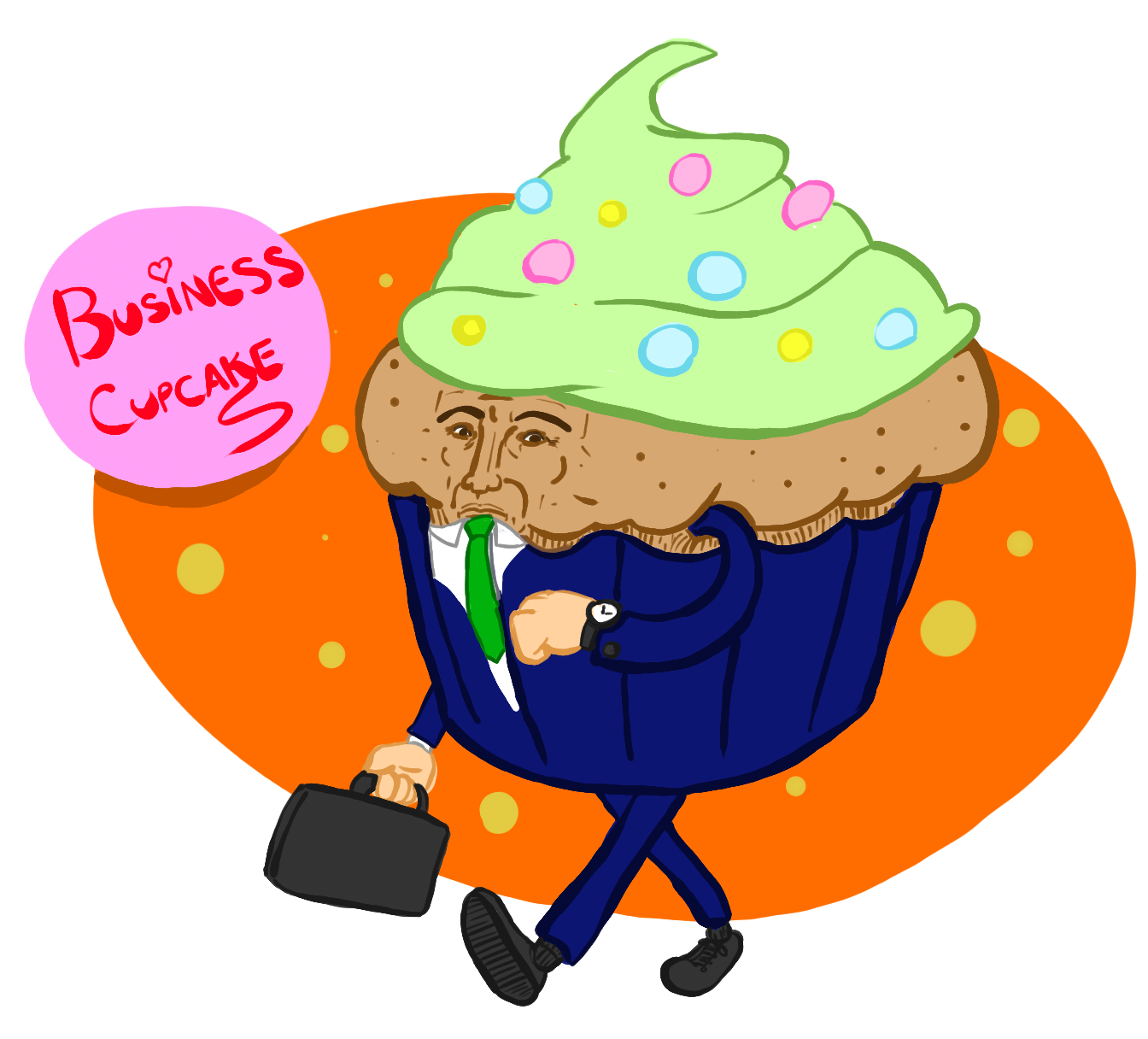 Business Cupcake